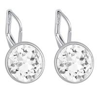 Drop Earrings Fashion Jewelry Crystal from Swarovski Elements 2016 New Dangle Earrings White Gold Plated Bijouterie  22467