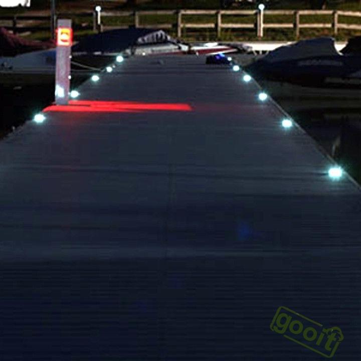 Aliexpress.com : Buy Metal Solar Power LED Path Driveway Pathway Deck Light Outdoor Garden Road ...