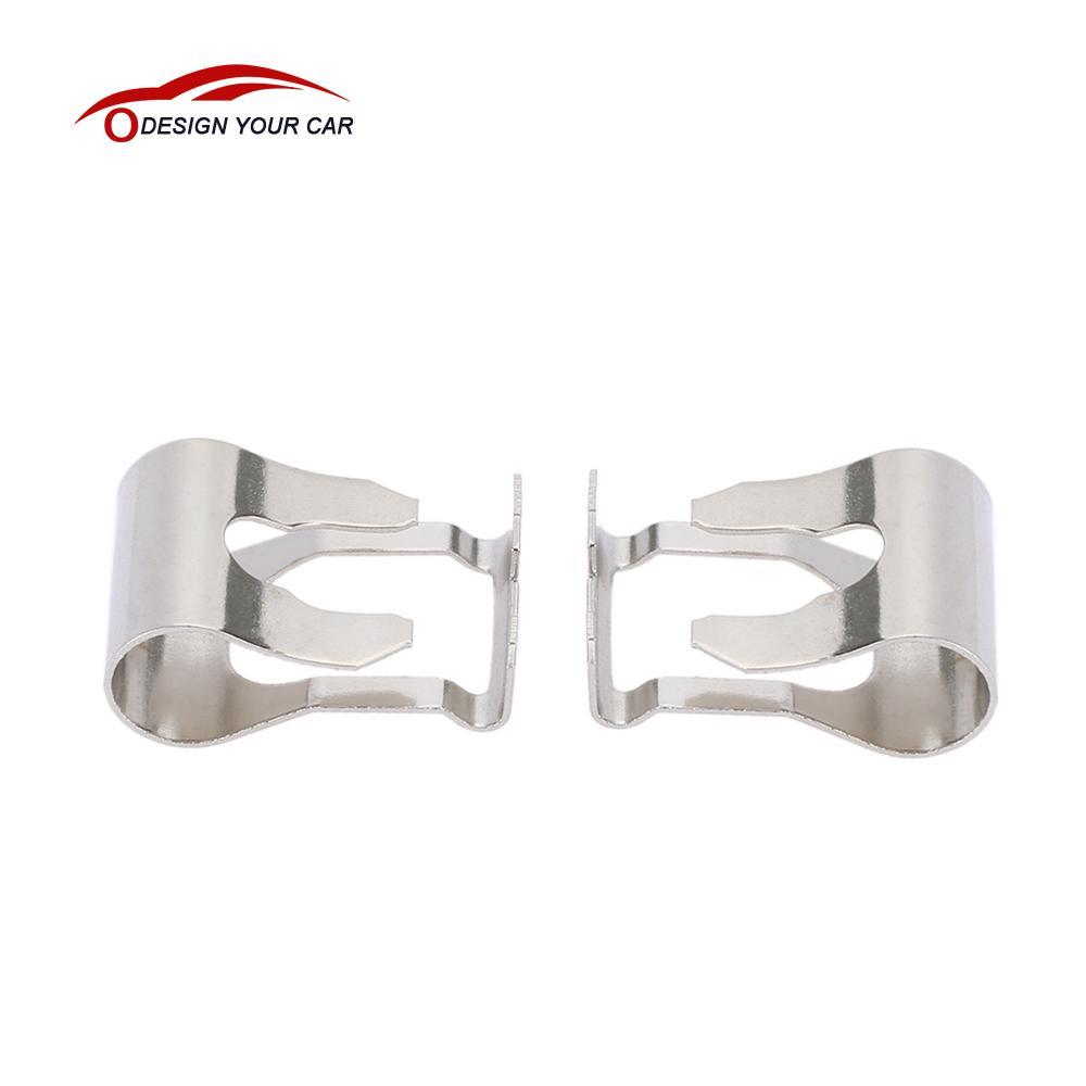 Pair of Windscreen Wiper Motor Linkage Rods Arms Link Mechanism Repair Clip Kit(China (Mainland))
