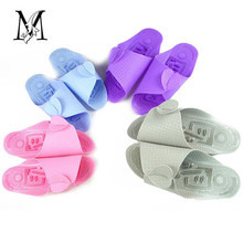Travel Portable Hotel Women/Men Slippers aircraft slippers folding Sandals Indoor Women And Men Shoes Non-slip Easy carry #D29