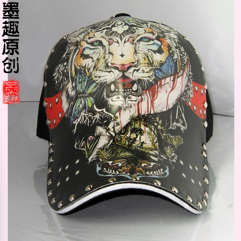 2015 latest sale Tattoo man snapback Baseball cap personality fashion gorras pattern hat(China (Mainland))