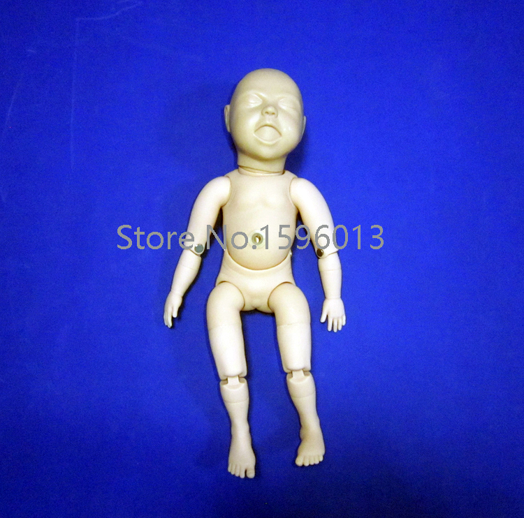 Фотография Baby Model for Delivery and maternal Simulator,Newborn Baby Model