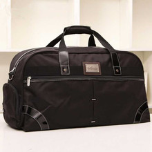 Free shipping Man-made leather 22 inches bag fashionable men and women(China (Mainland))