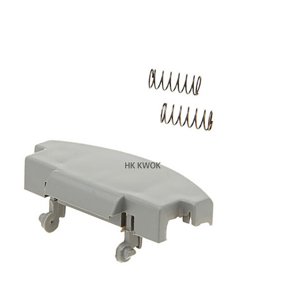 Free Shipping For Volkswagen VW Gray Center Console Armrest Latch with Springs Replacement Parts Grey