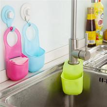 Folding Hanging Plastic Bathroom Kitchen Gadget Storage Box Bag Home Decoration Best Promotion Candy Color(China (Mainland))