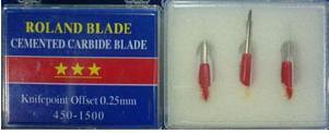 Large cutting plotter cutter machine wall stickers knife box roland - Jinan qi teng advertising equipment store