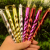 New arrival 8pcs the latest Christmas hanging  Decoration colorful icicle