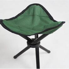 Outdoor Camping Tripod Folding Stool Chair Fishing Foldable Portable Fishing Mate Chair(China (Mainland))