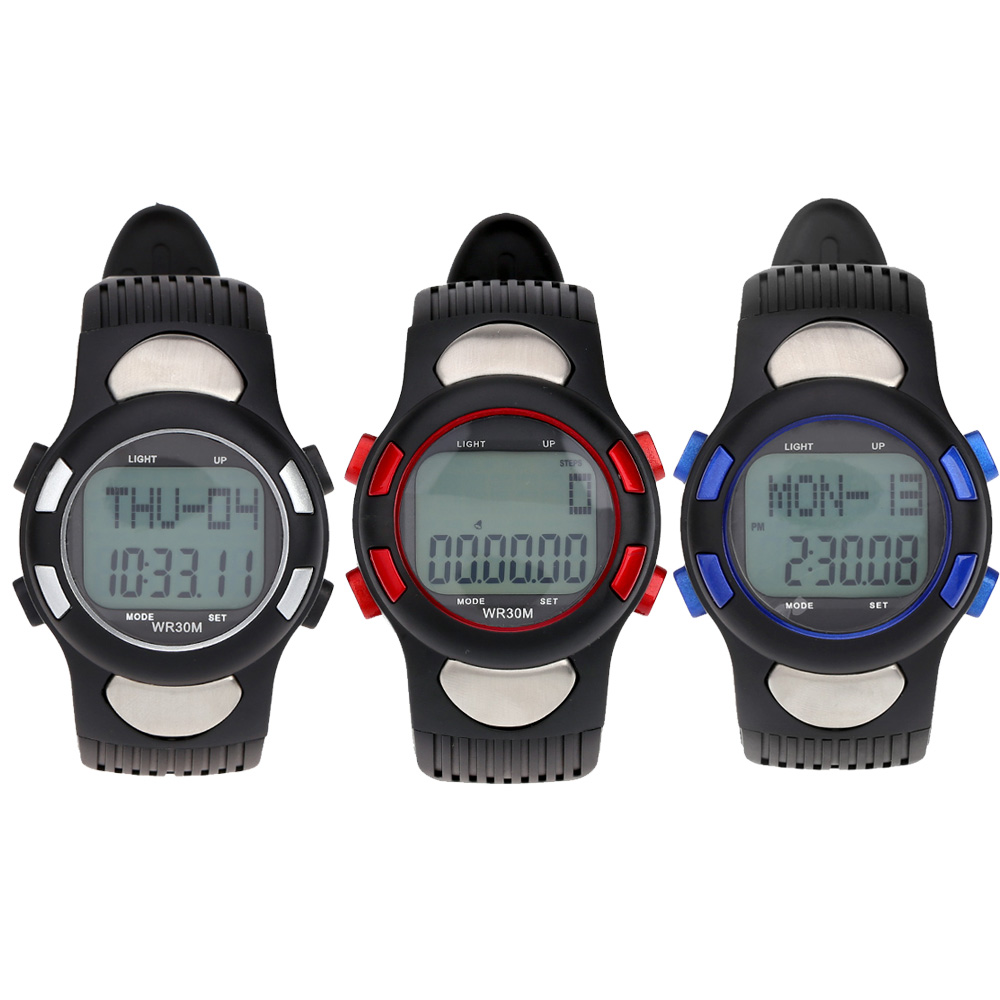 new waterproof sports pulse rate monitor fitness