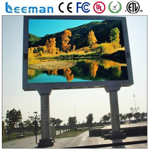 LEEMAN LED P10 RGB ---Full Color Tube Chip Color and Indoor Usage flexible curtain led display billboard P6 P8 P10(China (Mainland))