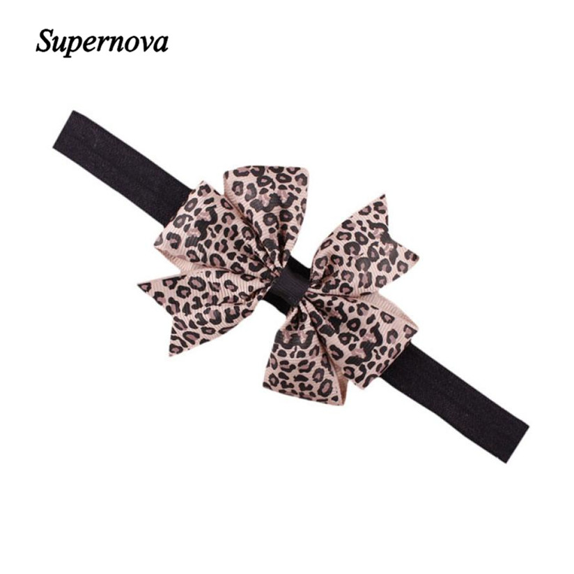 2016 Children's Elastic Force Hair Band girl hair accessories baby headband cute baby hair band newborn floral headband S9(China (Mainland))