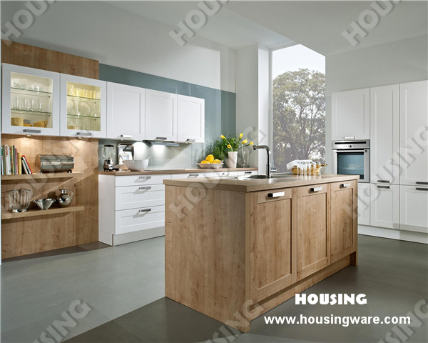 New model cheap kitchen cabinets countertops solid wood for Budget kitchen cabinets ltd
