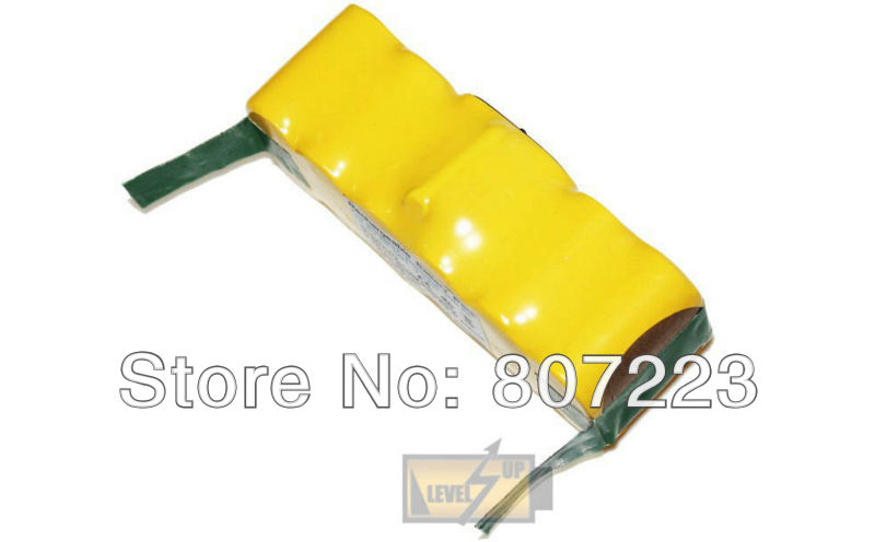 14.4V 3300mAh iRobot Rooma 500  600  700 series  battery