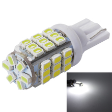 car styling 20pcs 12V 42SMD 1210 Car LED Bulbs Interior Ultra Bright White Lights T10 MA242