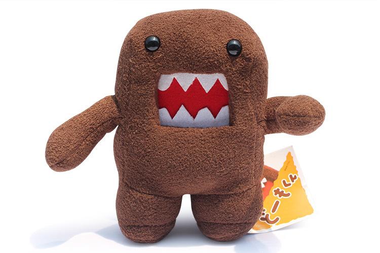 "Cute Domo Kun Plush Doll Toy 7"" inch(China (Mainland))"
