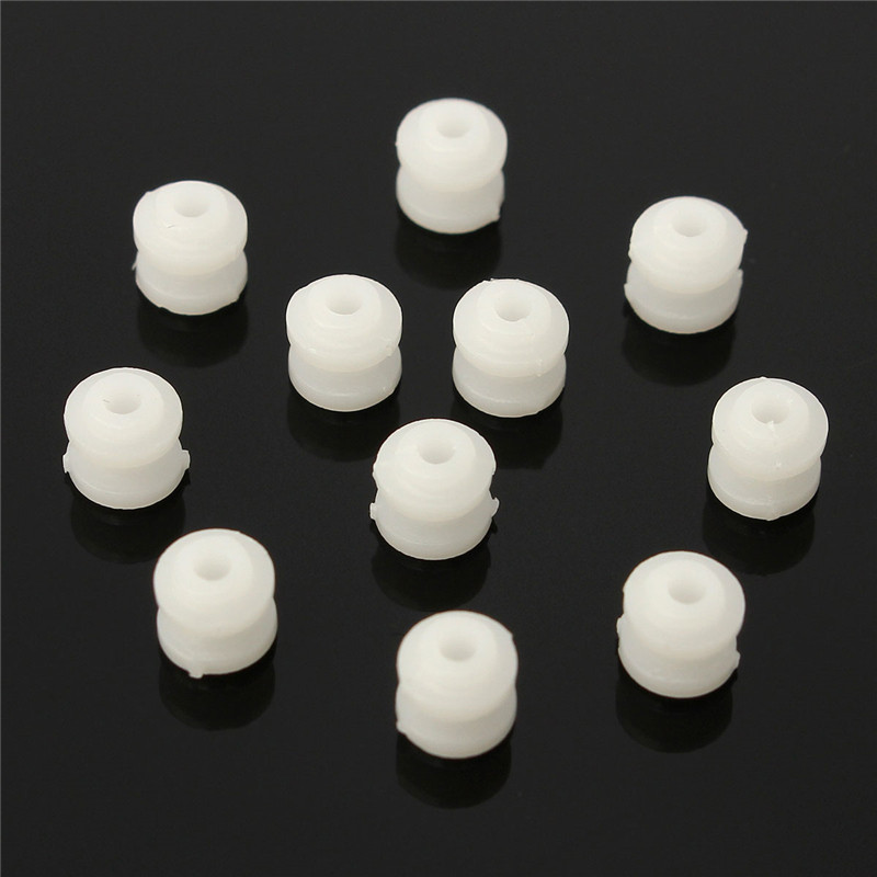 Hot Sale 10pcs 6mm Plastic Gear for Plastic Pulley Block DIY Model Accessories Aperture 2mm(China (Mainland))