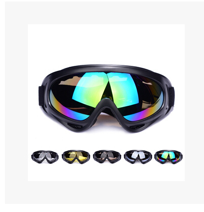Free shipping Cool Motocross ATV Dirt Bike Off Road Racing Goggles Motorcycle glasses Surfing Airsoft Paintball(China (Mainland))