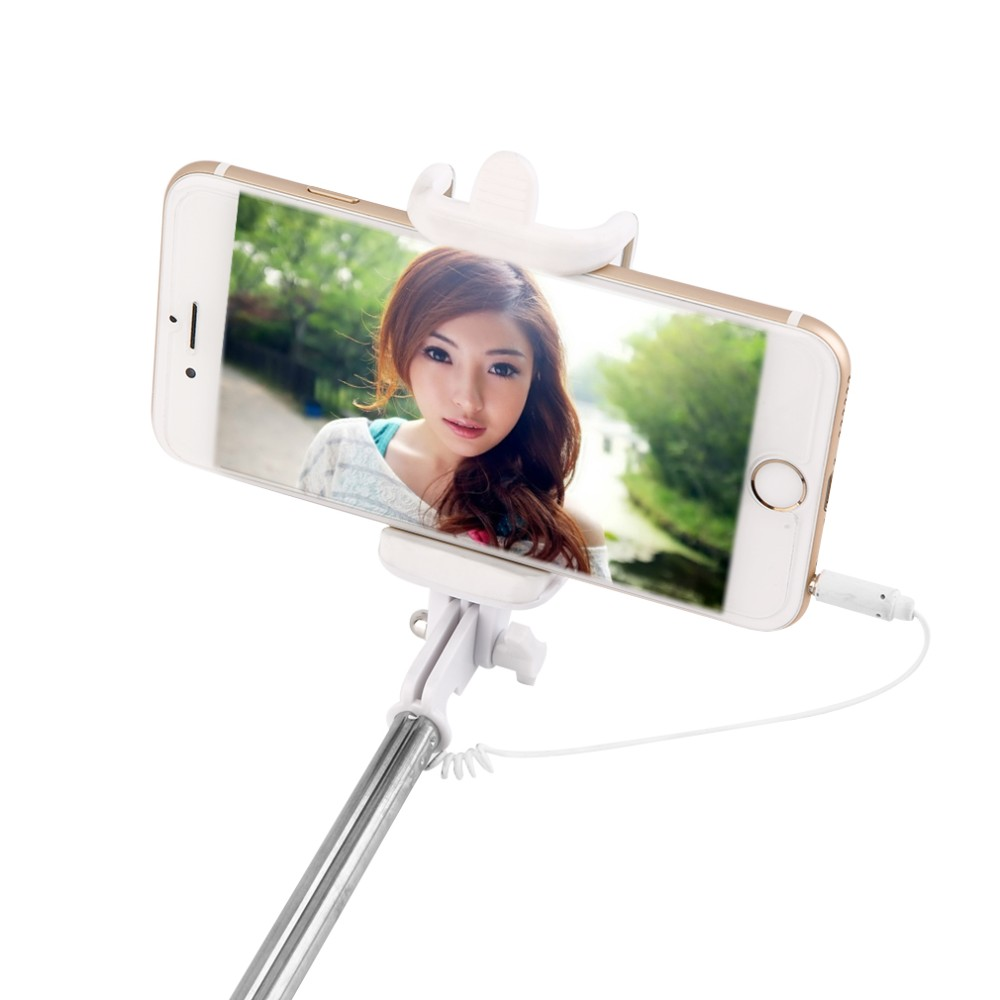 image for 2015 Universal Selfie Sticks Extendable Handheld Camera Phone Self Tim
