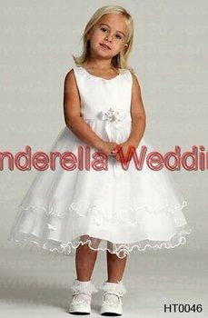 Children's dress  Flower girl dress   girl's gown & Children's DressHT01230