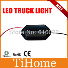 Free Shipping by DHL or EMS truck/bus/long vehicle/ORV universal LED CLEARANCE LIGHTS,TRUCK CLEARANCE LIGHTS ,LED TRUCK LIGHTS(China (Mainland))
