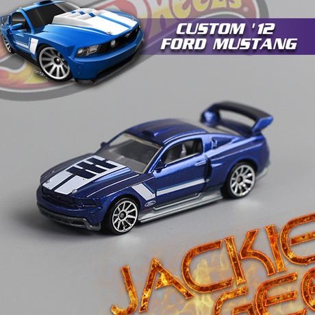 Free shipping Hot wheels Mustang Classic sports Car Model alloy Toy No.230(China (Mainland))