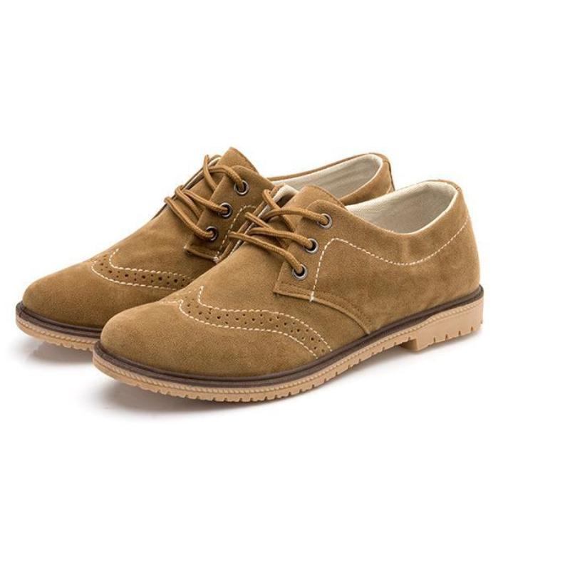 Men casual flat shoes, 2015 new retro men's shoes, men's casual shoes Korean, British wild men shoes, size 39-44