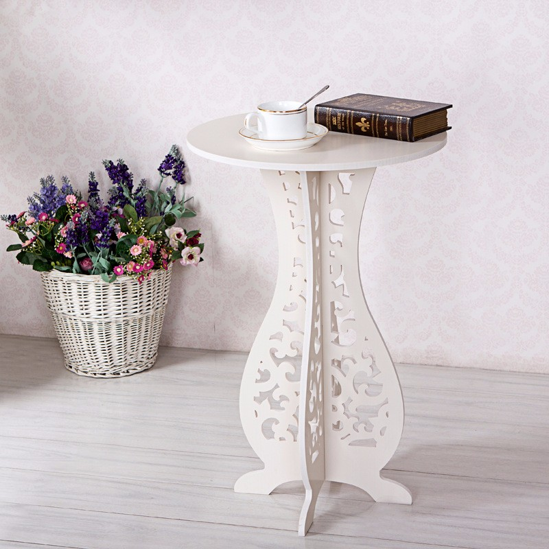 country style living room tea table concise easy clean