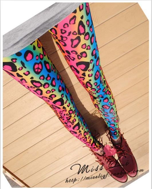 (1 piece/lot)missfeel women's legging&fashion legging&give different fashion legging womenS M L XL - Do The Best Export Co., Ltd. store