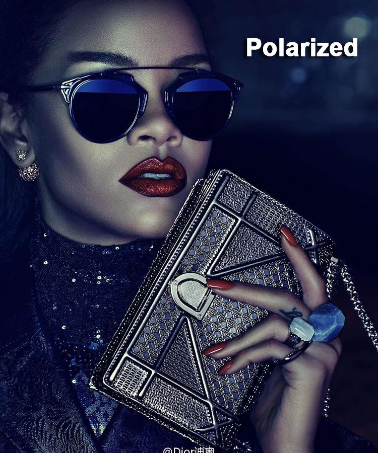 2015 fashion Sunglasses Haleinadesign Cat Eye Newest New Brand women good quality Polarized uv400 summer man buy any 2 send box(China (Mainland))