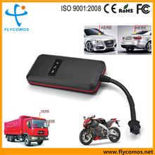 50.5g mini Phone gps tracker motocycle/motorbike waterproof gps tracker for car TK105B remote engine off(China (Mainland))