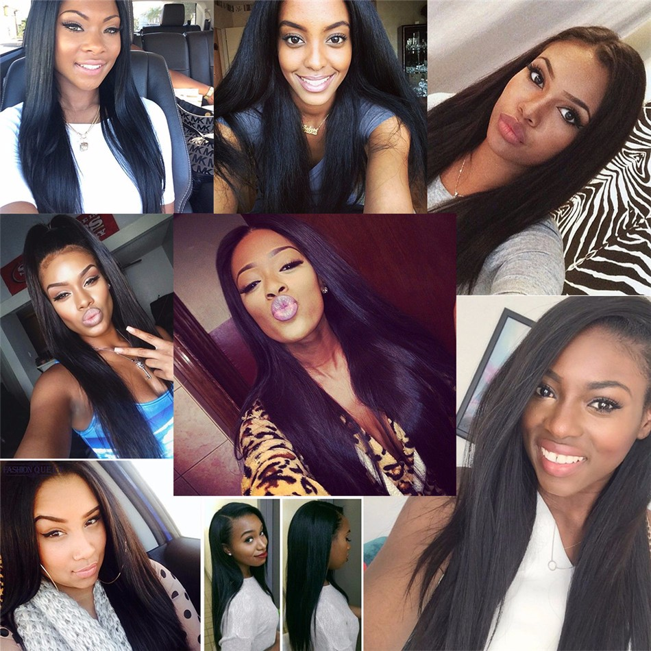 Cheap Malaysian Straight Hair 7A Malaysian Straight Hair Weave Bundles human hair Unprocessed Malaysian Virgin straight hair