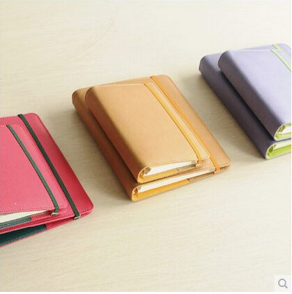 Notebook office stationery diary day planner japanese school supplies vintage notebook drawing free shipping(China (Mainland))