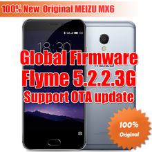 "100% New Original MEIZU MX6 FDD 4G LTE Smartphone Helio X20 Deca Core 5.5"" FHD 1080P 4G RAM mTouch Dual Simcard Cell Phone(China (Mainland))"