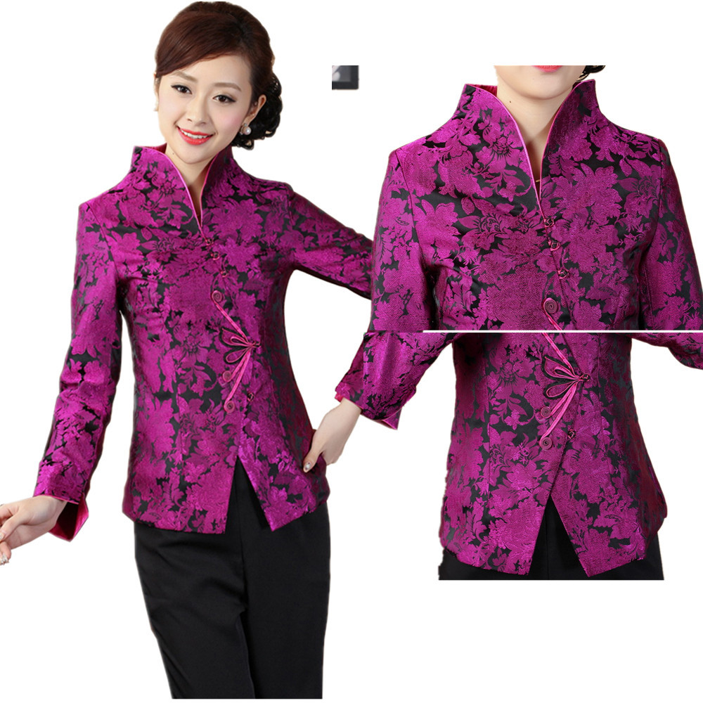 Chinese Blouse And Jacket 84