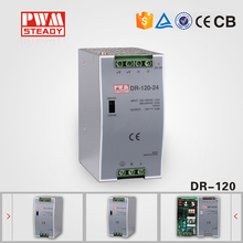 Buy  (DR-120-15) IP20 Constant voltage Din rail AC DC 120w power supply 8A 15V din rail switching power supply 120w for $20.70 in AliExpress store