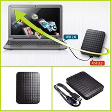100% brand new USB 3.0 HDD Hard Drive External Enclosure 2.5 inch Case Box for Samsung M3(China (Mainland))