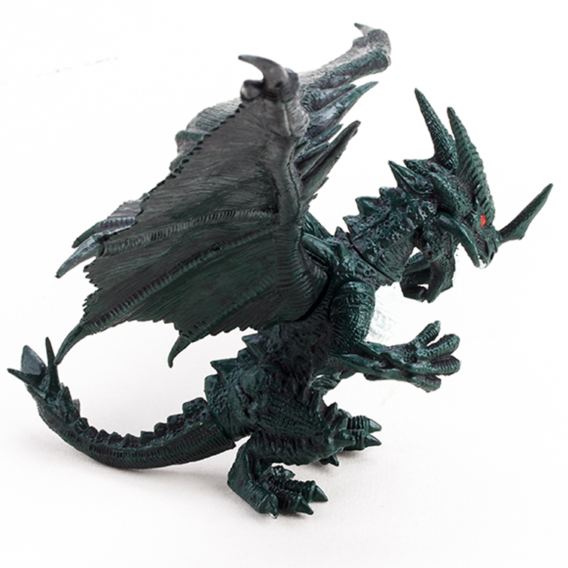 1 pcs The wing of the dragon DIY tiamat toy dragons with classic wings toys for boys dinosaurs action figures without retail(China (Mainland))