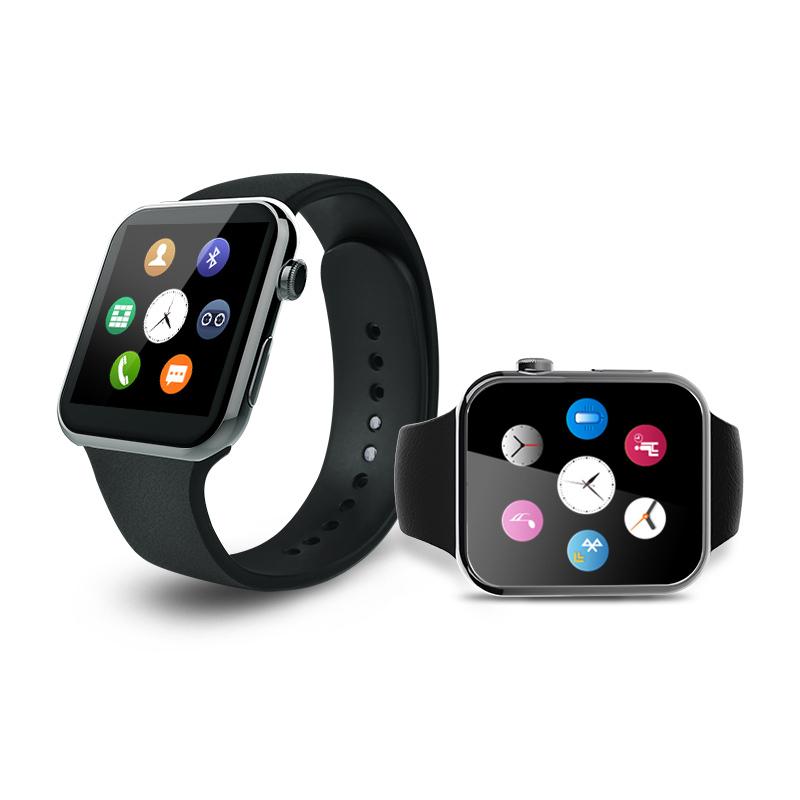 Bluetooth Smart Watch Smartwatch Wristwatch for Apple iPhone 5 5S 6 Plus Samsung Huawei Xiaomi