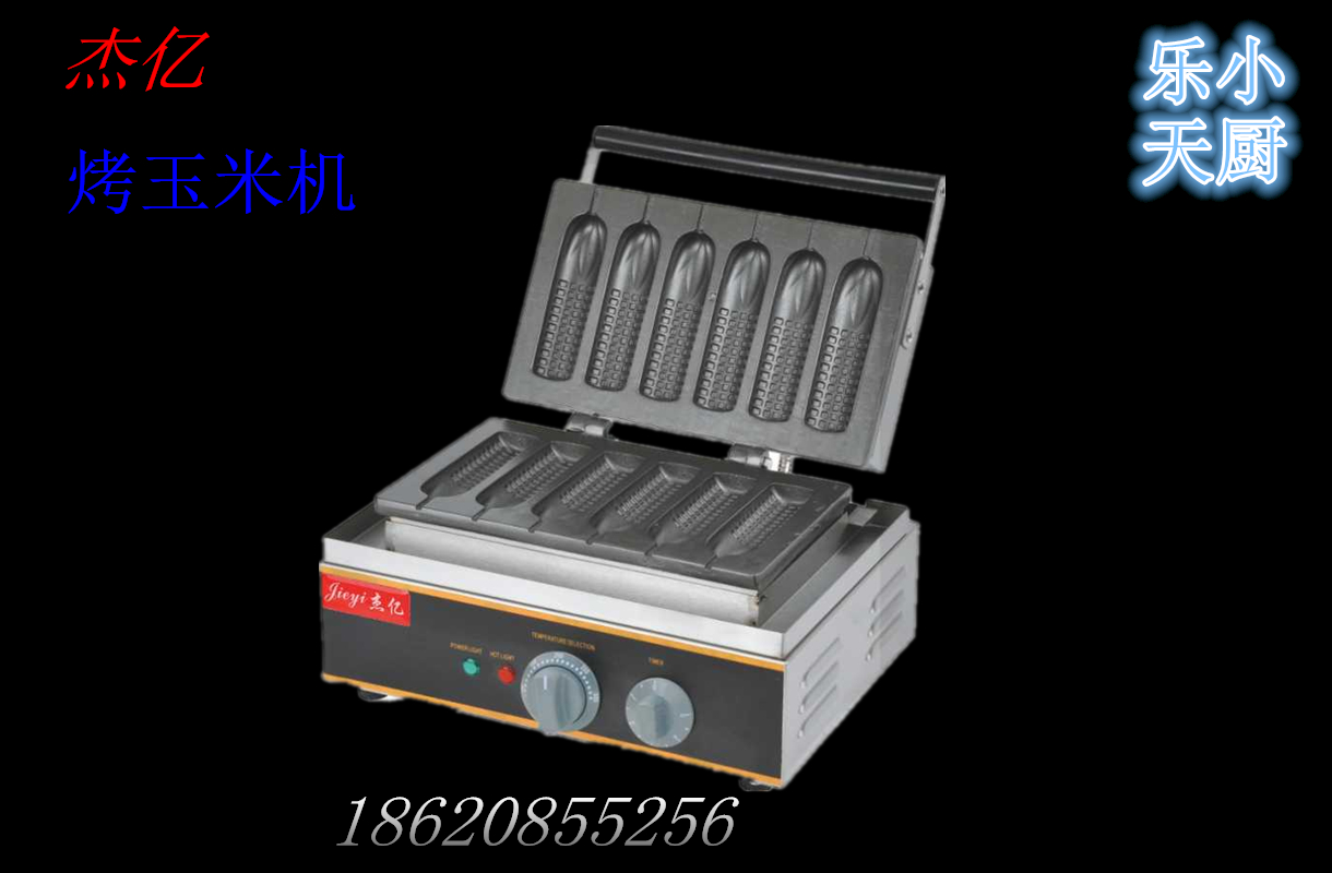 FY111 Grilled corn dog stick machine roasted crispy machine Leisure food processing equipment(China (Mainland))