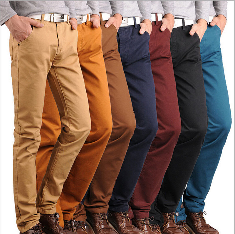Colour Pants For Mens