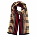 Fashion Men Knit Scarf Winter Warm Woolen Scarf