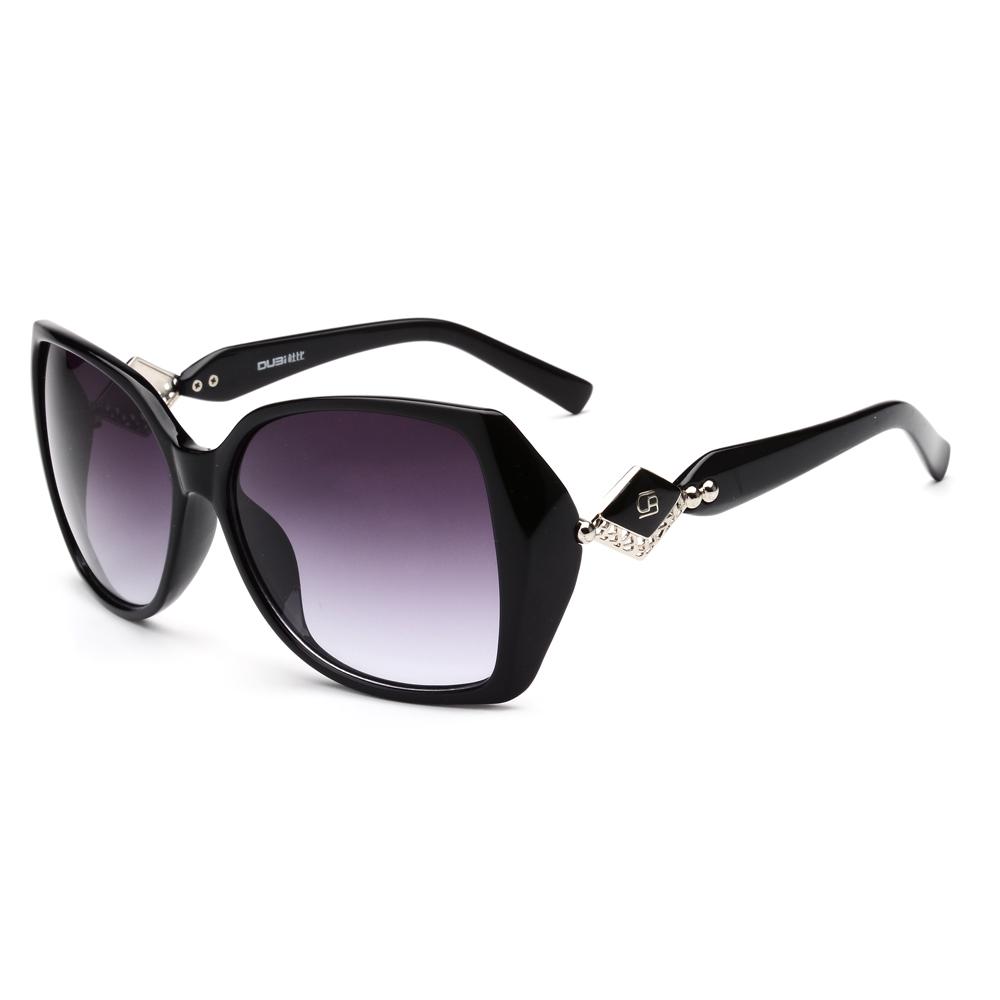 YOJBO Oversized Sunglasses Women Round 2017 Original Fashion Ladies Luxury Vintage Brand Designer Retro Sun Big Glasses 8000(China (Mainland))