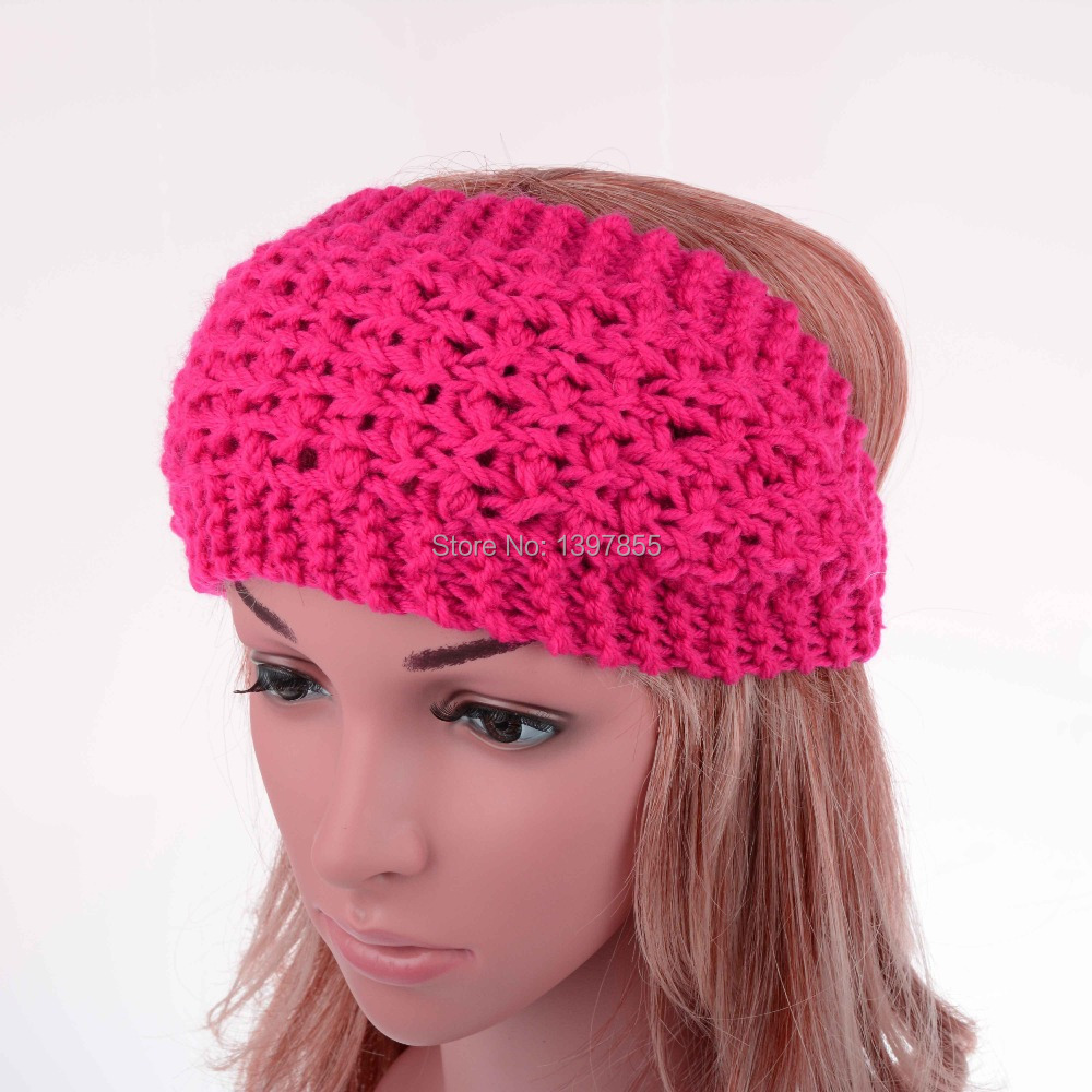 Fashion Hot Sale Polyester Cotton Plaid Pattern Winter Warm Headband Headwrap for Men Women Ladies Girls Children Kids(China (Mainland))