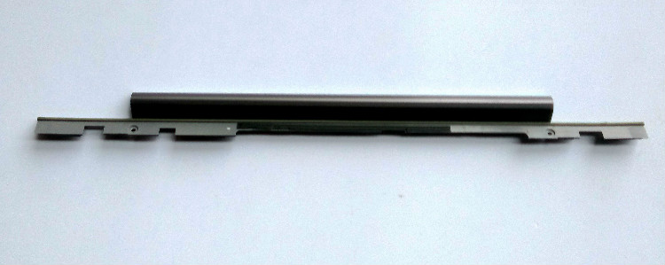 New laptop Hinges Cover For Samsung Series 5 Ultrabook NP530U3C NP530U3B NP 535U3C Replacement Parts BA75-03780A (H319-HK)