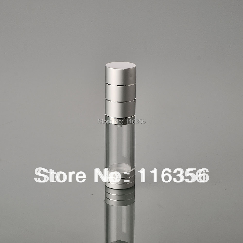 15ml Airless Bottle Or Plastic Lotion Bottle With Airless