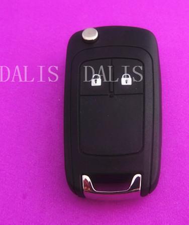 5 шт. новое замена чехол 2 кнопки дистанционного брелока чехол на ключевой раковины opel