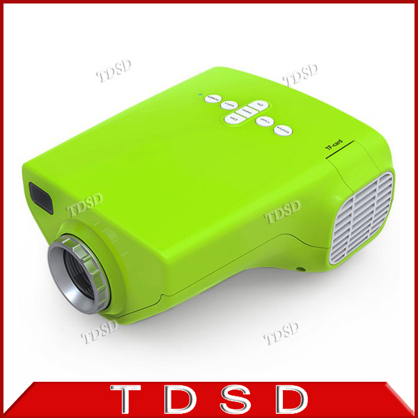 NEWEST Portable Projector mini E03 projector LED Support 1080p&Home Education USB/VGA/AV/TV/HDMI DVD Player Remote Control(China (Mainland))