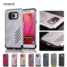 Buy HYXXTE Hybrid Tough Cover Case Samsung Galaxy C5 C7 Armor Dual Layer Heavy Duty Shockproof Slim Fit Back Protective Shell for $2.89 in AliExpress store