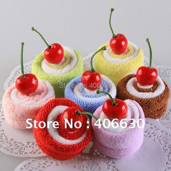 cake towel, wedding ceremony supplies christmas birthday party lovers gift, 35packs/lot, free shipping by China post