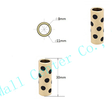 Ultimaker 2 Graphite Copper Sintered Bushing 8 11 30mm Self lubricating bearing 3d Printer Accessories Freeshipping